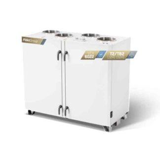 Värmeåtervinningsaggregat eCO-TOP, Fläktgroup