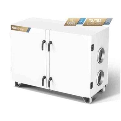 Värmeåtervinningsaggregat eCO-Side 03, Fläktgroup