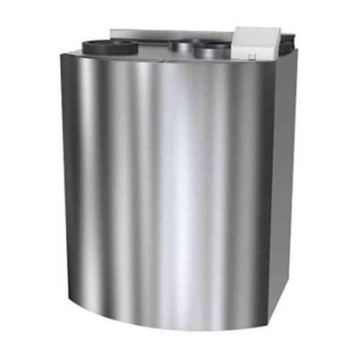 Värmeåtervinningsaggregat SAVE VTR150/K R Rostfri, Systemair