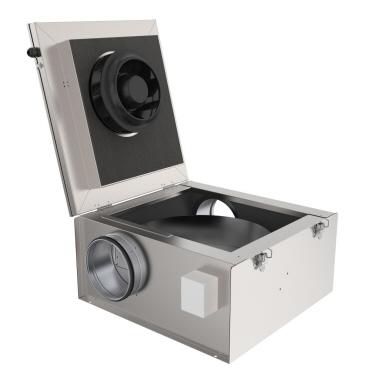 KVK Silent 160 EC, Systemair