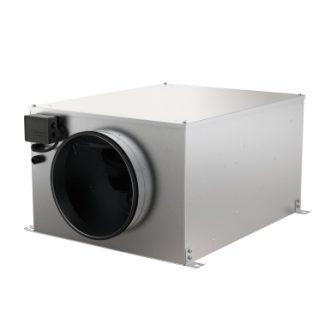 KVK Silent 200 EC, Systemair