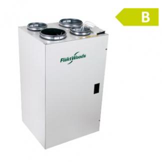 Värmeåtervinningsaggregat RDAS FläktGroup Inkl all utrustning