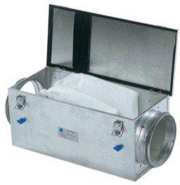 FFR 125 Filterkassett, Systemair