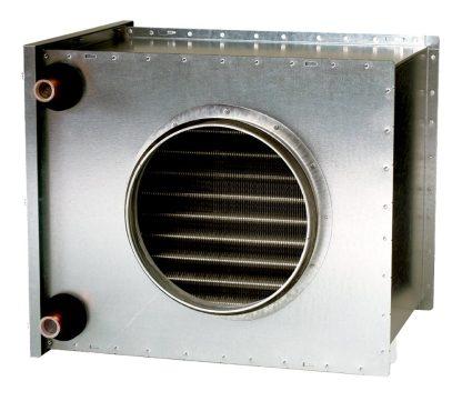 VBC 160-2 Vattenbatteri, Systemair