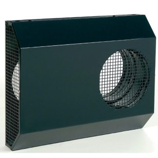 CVVX 400 Kombigaller, svart, Systemair